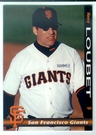 Henry before the Giants traded him to a Health Plan for future considerations